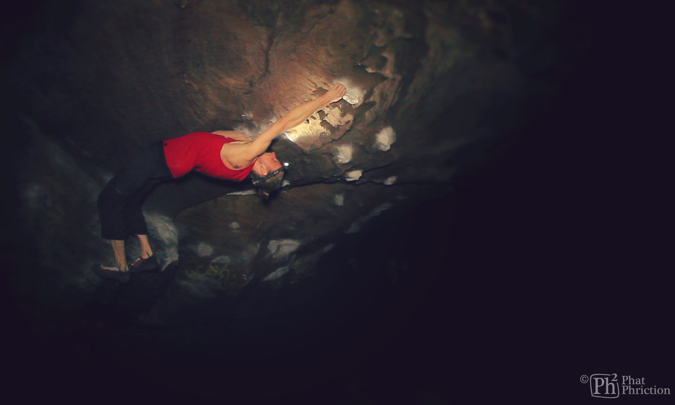 The Pusher V12/8a+